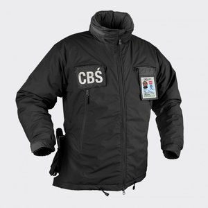 HUSKY Cold Weather Police Jacket BLACK