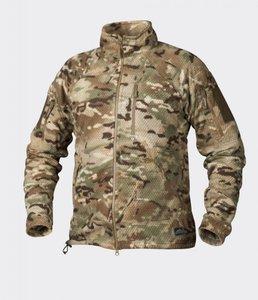 Alpha TACTICAL Grid Fleece Jacket CAMOGROM MULTICAM