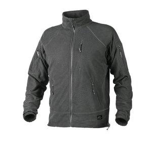 Alpha TACTICAL Grid Fleece Jacket SHADOW GREY