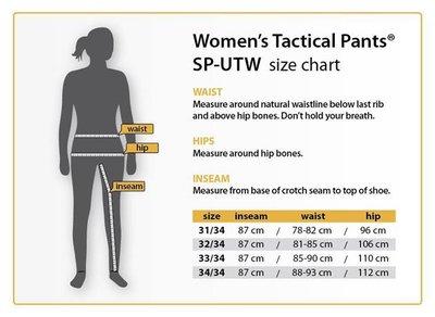UTP Urban Tactical Pants WOMEN shadow grey