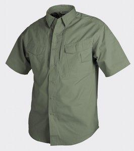 DEFENDER SHIRT Short Sleeve OLIVE GREEN