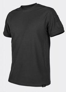 Tactical T-shirt Helikon-Tex TOPCOOL black / zwart