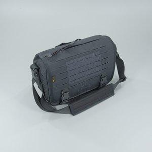 Messenger Bag Direct Action  Shadow Grey
