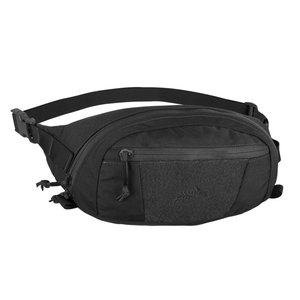 WAIST BAG model BANDICOOT Helikon-tex BLACK / zwart Heuptas