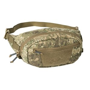 WAIST BAG model BANDICOOT Helikon-tex Pencott Badlands camo