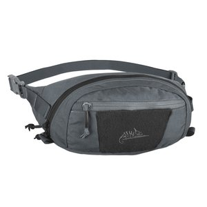WAIST BAG model BANDICOOT Helikon-tex  Shadow Grey with Black (reverse)