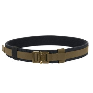 COBRA Competition Belt 45 MM in BLACK with COYOTE