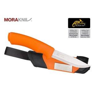 Bushcraft Survival Knife by Mora of Sweden Orange/Black