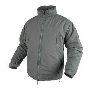 Level 7 Winter Jacket in Alpha Green