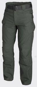 Urban Tactical Pants III JUNGLE GREEN Ribstop Helikon-Tex