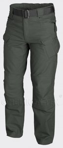 Urban Tactical Pants III TAIGA GREEN Ribstop Helikon-Tex